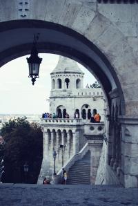 Bastion.Budapest
