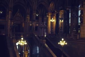 Intérieur.parlement