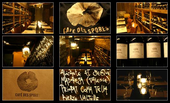 © Café des Spores