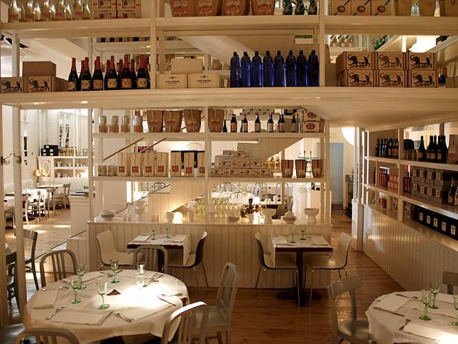 © Bazaar Restaurant